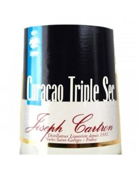 Liqueur de Curaçao Triple sec Joseph CARTRON