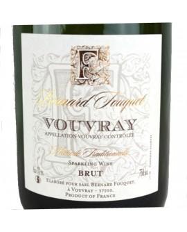 Vouvray Brut Méthode Traditionnelle Bernard FOUQUET