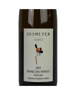 Riesling Grand cru Hengst 2010 JOSMEYER