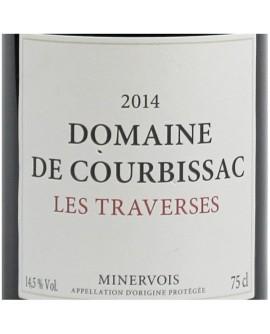 Domaine de Courbissac Minervois Les Traverses 2014