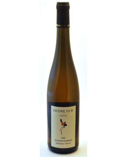 Gewurztraminer Vendanges Tardives 2006 JOSMEYER