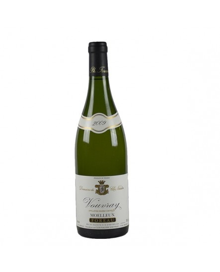 Vouvray Moelleux 2010 FOREAU