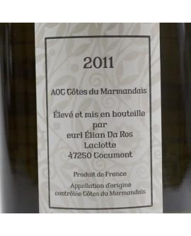 Coucou Blanc 2011 AOC Côtes du Marmandais