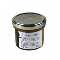 Confit de Poivron aux épices et au miel