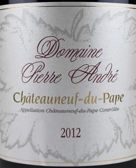 Chateauneuf-du-pape 2012