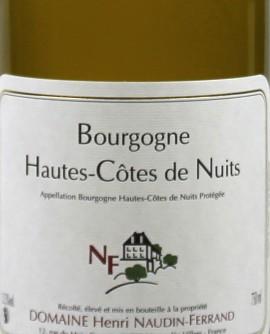 Domaine Henri Naudin-Ferrand 2012 Hautes- Côtes de Nuits