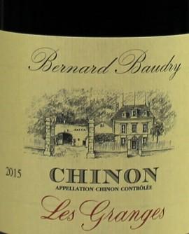 Chinon Les Granges 2015 Bernard BAUDRY