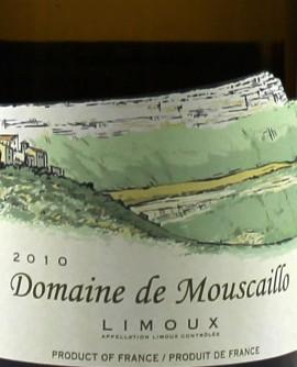 Domaine de Mouscaillo 2010 Limoux