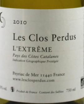 Les Close Perdus L'Extrême 2010
