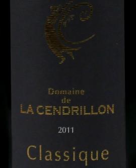 Classique Rouge 2011 Domaine de la Cendrillon