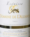 Esquisse 2013 Domaine de l'Alliance