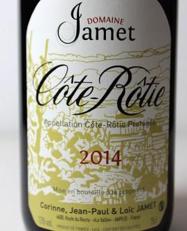 Domaine Jamet 2014 Côte-Rôtie