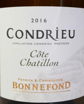 Patrick & Christophe Bonnefond 2016 C^te Chatillon Condrieu