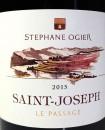 Stephane Ogier 2015 Saint-Joseph Le Passage