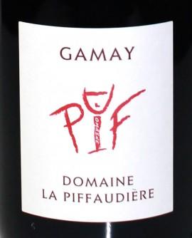 Gamay Pif 2016 Domaine la Piffaudière