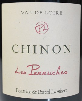 Chinon 2014 Les Perruches