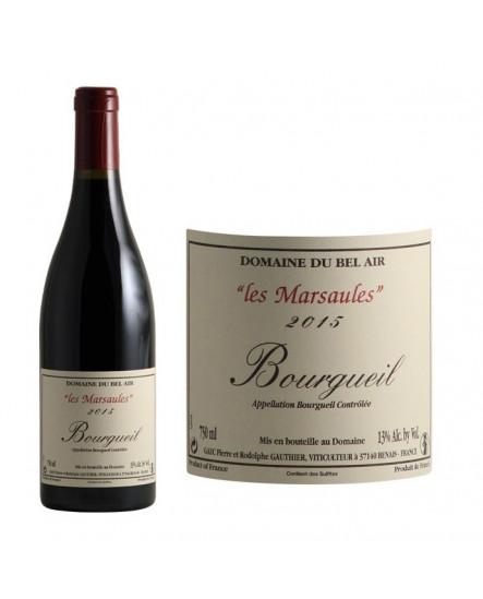 Bourgueil Les Marsaules 2015