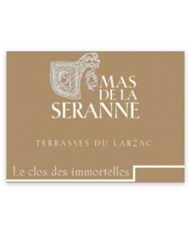 Terrasses du Larzac Clos des Immortelles 2017 Mas de la Seranne