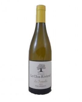 Hérault Les Fontanilles blanc 2018 Clos Rivieral