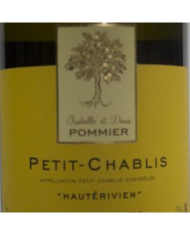 Petit Chablis Hautérivien 2018 Isabelle et Denis Pommier