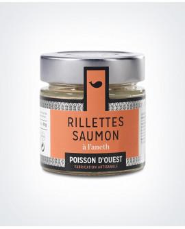 Rillettes de sardines au basilic et citron 90G