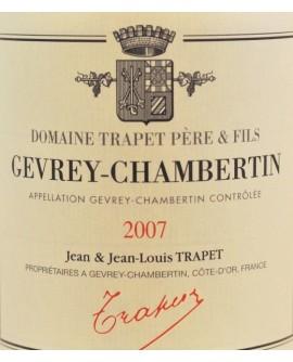 Gevrey-Chambertin 2007 Jean-Louis TRAPET