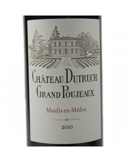 Moulis Château Dutruch Grand Poujeaux 2010