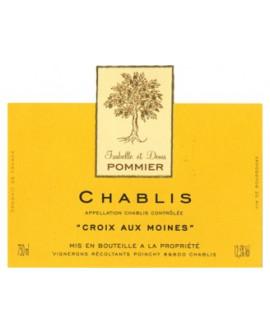 Chablis Croix aux Moines 2018 Denis Pommier