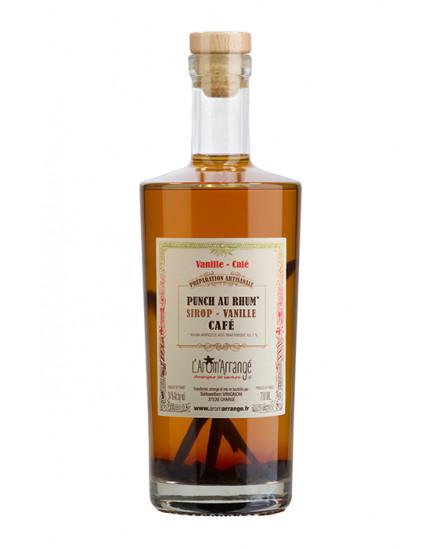 Punch au rhum Vanille/Café