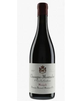Chassagne-Montrachet 1er Cru La Cardeuse 2017 Moreau