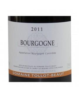 Bourgogne 2011 Tollot-Beaut
