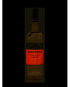 Rhum Blanc agricole Karukera