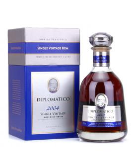 Rhum Diplomatico single vintage 2004