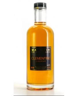 Liqueur de Clémentine corse Manguin