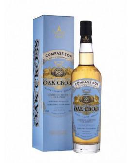 Whisky Oak Cross Compass Box