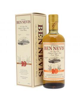 Whisky Ben Nevis 10 ans