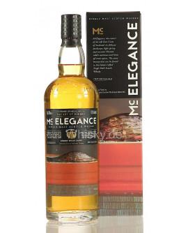 Whisky Mc Elegance House of Macallum
