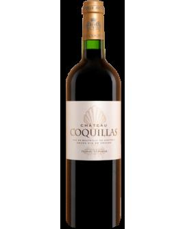 Pessac-Léognan Château Coquillas rouge 2018