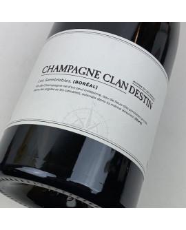 Champagne Clandestin Les Semblables Boréal