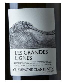 Champagne Clandestin Les Grandes Lignes Brut nature