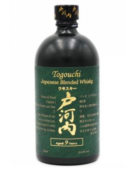 TOGOUCHI japanese blended whisky 9 ans