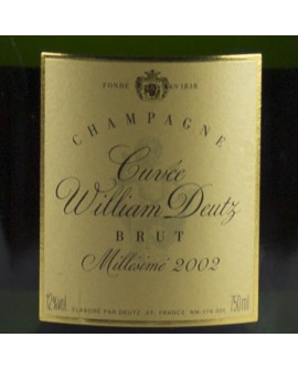 Deutz Cuvée William Deutz 2002