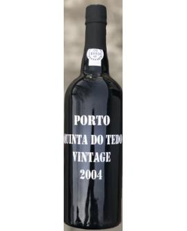 Porto Vintage 2004 Quinta do Tedo
