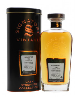 Glen Rothes 22 ans 1996 Signatory Vintage