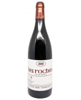 Chinon rouge Les Roches 2009 Lenoir