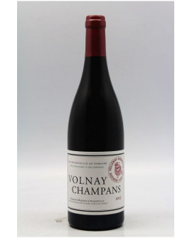 Domaine Marquis d'Angerville 2015 Volnay Champans