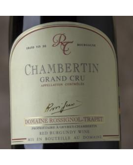 Chambertin Grand Cru 2012 TRAPET