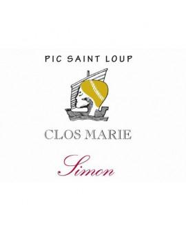 Pic-Saint-Loup Simon 2017 Clos Marie