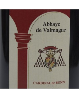 Cardinal de Bonzi 2012 AOP- Grès de Montpellier -Abbaye de Valmagne