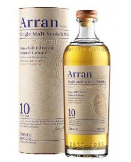 Whisky Arran 10 ans